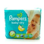 Pack 82 Couches Pampers de Baby Dry sur layota