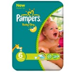 Pack 31 Couches Pampers de Baby Dry sur layota