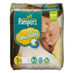 Pack 301 Couches Pampers Baby Dry sur layota