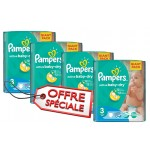 Maxi giga pack 540 Couches Pampers Active Baby Dry sur layota