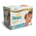 Gros pack de 336 Couches de Pampers Premium Care Pants sur layota