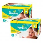 400 Couches Pampers Premium Protection - New Baby taille 3