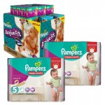 630 Couches Pampers Active Fit - Pants taille 5