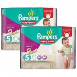 Giga Pack 180 couches Pampers Active Fit Pants