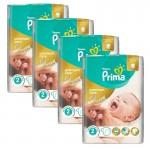 Giga Pack 110 Couches Pampers Premium Care Prima