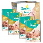 440 Couches Pampers Premium Care - Prima taille 2