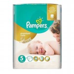 60 Couches Pampers Premium Care - Prima taille 5