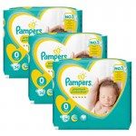 72 Couches Pampers New Baby taille 0