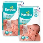 Giga Pack 76 Couches Pampers ProCare Premium protection