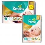 Pack 114 Couches New Baby Premium Care