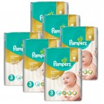 Pack Jumeaux 480 Couches Pampers Premium Care Prima
