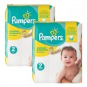 Pack 88 Couches New Baby Premium Protection
