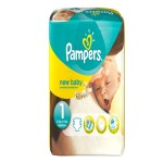 Pack de 56 Couches Pampers New Baby sur layota